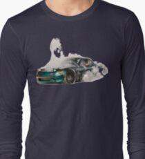 Mattman burnout Long Sleeve T-Shirt