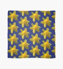 Yellow Daffodil Scarf