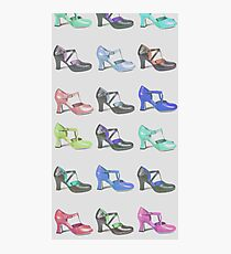 Character shoes  Photographic Print