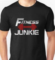 Fitness Junkie Unisex T-Shirt