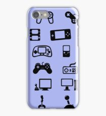 Videogames iPhone Case/Skin