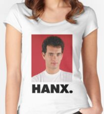 Tom Hanks Women's Fitted Scoop T-Shirt