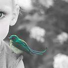 A Bird by BobbiFox