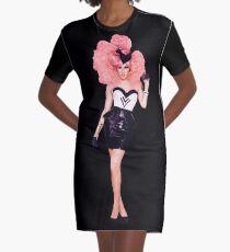 ADORE DELANO - SEASON 5 Graphic T-Shirt Dress