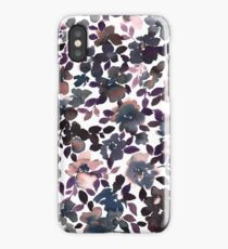 Sophia Floral Dusty Pink iPhone Case/Skin