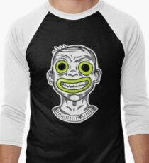 Toxic Child Men's Baseball ¾ T-Shirt