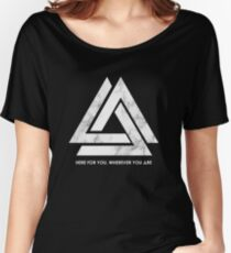 Bastille - Here for you, wherever you are Women's Relaxed Fit T-Shirt