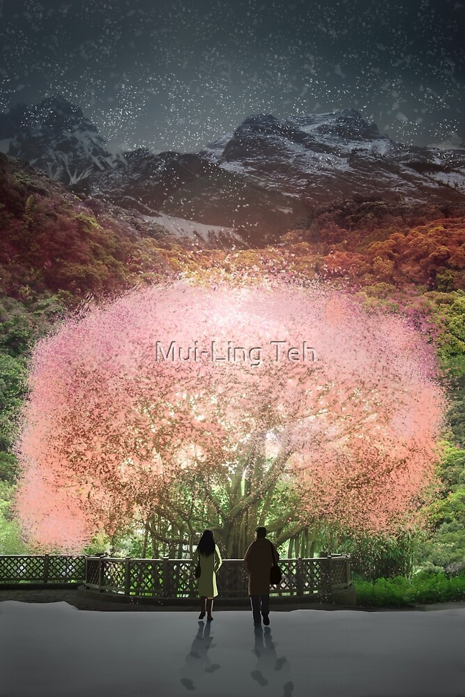 A year went by in a single day by Mui-Ling Teh
