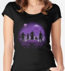 Guardians Women's Fitted Scoop T-Shirt