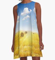 nature A-Line Dress