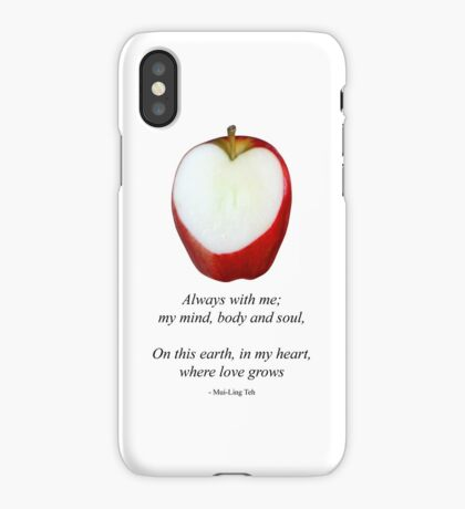 A Piece of Me iPhone Case/Skin