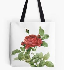 Red rose lll Tote Bag