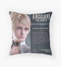Final Fantasy XV Kingsglaive - 1 Throw Pillow