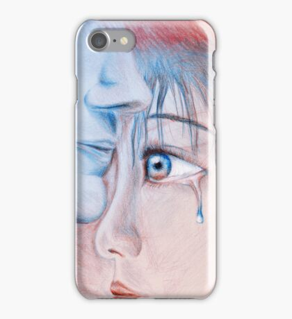In mad rage I was blind - then you came and brought the light iPhone Case/Skin