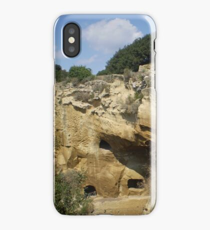 Temple to Jupiter (Cumae, Italy) iPhone Case/Skin