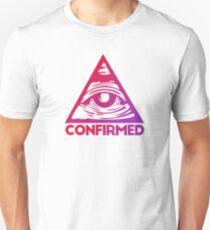 Illuminati Confirmed Eye of Providece T-Shirt