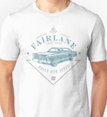 Ford Fairlane 1967 - Built for Speed Unisex T-Shirt