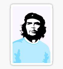 Che Guevara football legacy - Manchester City  Sticker