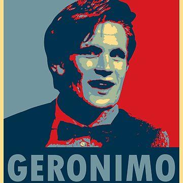 GERONIMO! by lleganyes
