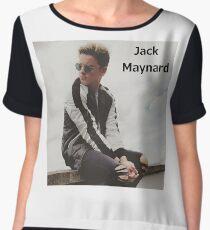 Jack Maynard COOL Chiffon Top