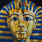 King Tutankhamun by iamdeirdre