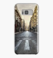 city Samsung Galaxy Case/Skin