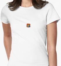 Spring Beginnings Womens Fitted T-Shirt