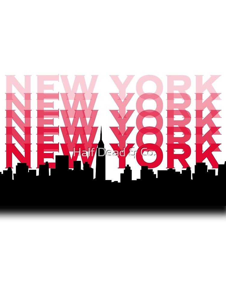 New York, New York by Estee Kalina