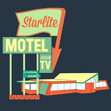 Visit The Starlite! by birthdaywarrior
