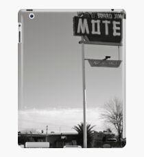 Burro Jim Motel iPad Case/Skin
