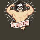 El Burton by Ikado Art