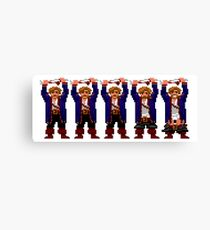 Guybrush Pants Canvas Print