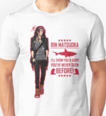 Free! - Rin Matsuoka T-Shirt T-Shirt