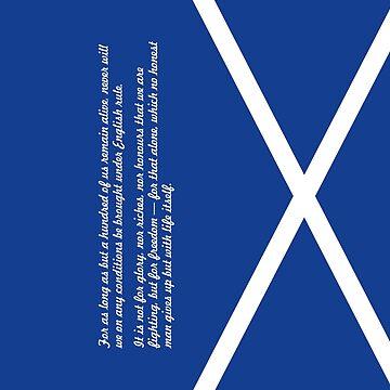 Declaration of Arbroath by DJVYEATES