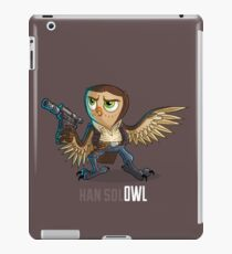 Han Sol-OWL iPad Case/Skin