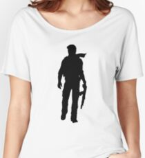 Nathan Drake (Uncharted) Women's Relaxed Fit T-Shirt