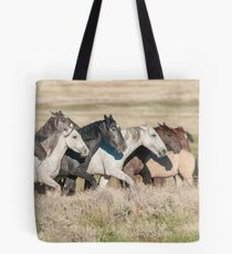 Band on the Move Tote Bag