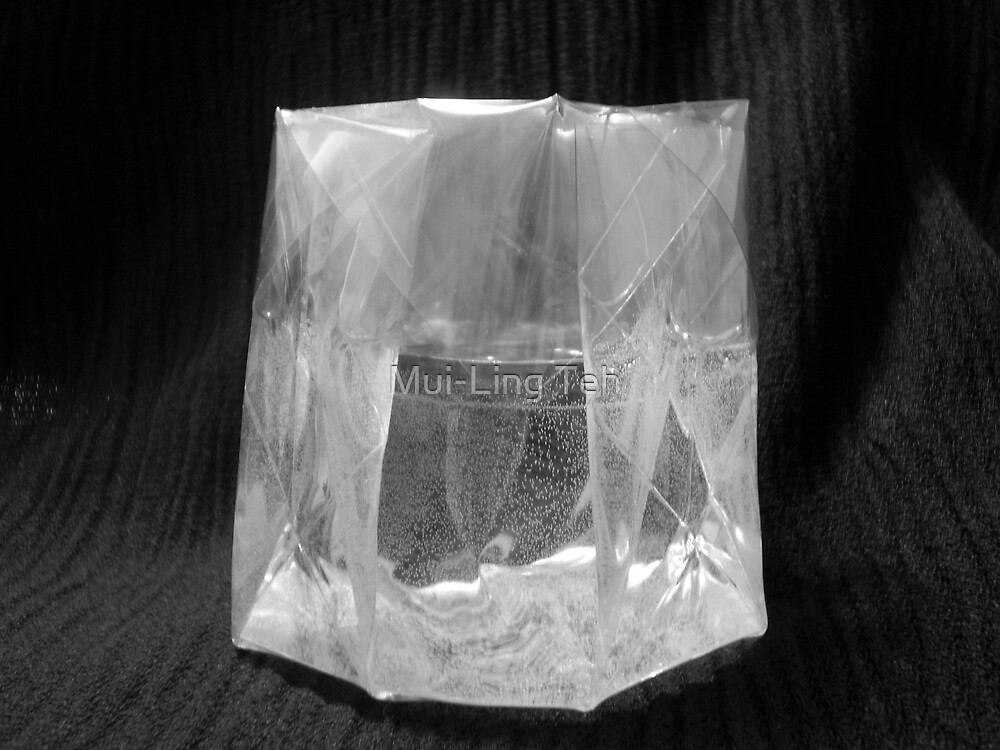 Folded Cup (My own design) by Mui-Ling Teh