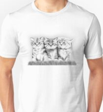 Pussy Cats Unisex T-Shirt