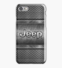 Steel Jeep iPhone Case/Skin