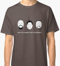 """Ghost Adventures """"Can you handle the lockdown?"""" Classic T-Shirt"""