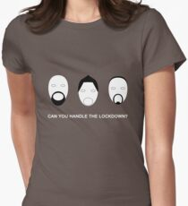 """Ghost Adventures """"Can you handle the lockdown?"""" T-Shirt"""