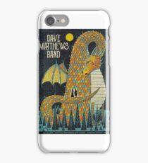 Dave Matthews Band, Tour 2016, Saratoga Performing Arts Center, Saratoga Springs, NEW YORK iPhone Case/Skin