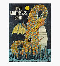 Dave Matthews Band, Tour 2016, Saratoga Performing Arts Center, Saratoga Springs, NEW YORK Photographic Print