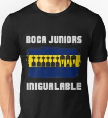 BOCA JUNIORS Unisex T-Shirt