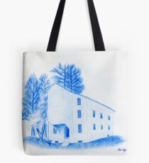 S Village Tote Bag