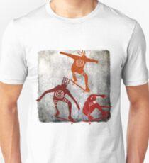 Skateboard Petroglyph Unisex T-Shirt