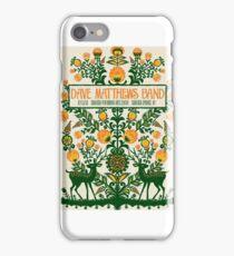 Dave Matthews Band, Tour 2016, SARATOGA PERFORMING ARTS CENTER SARATOGA SPRINGS NY iPhone Case/Skin