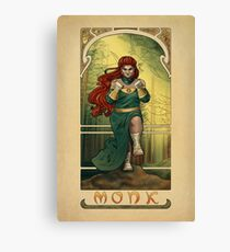 La Moine - The Monk Canvas Print