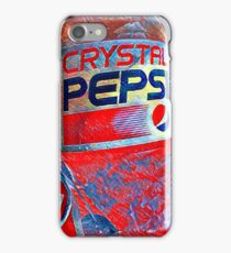 Crystal Pepsi iPhone Case/Skin
